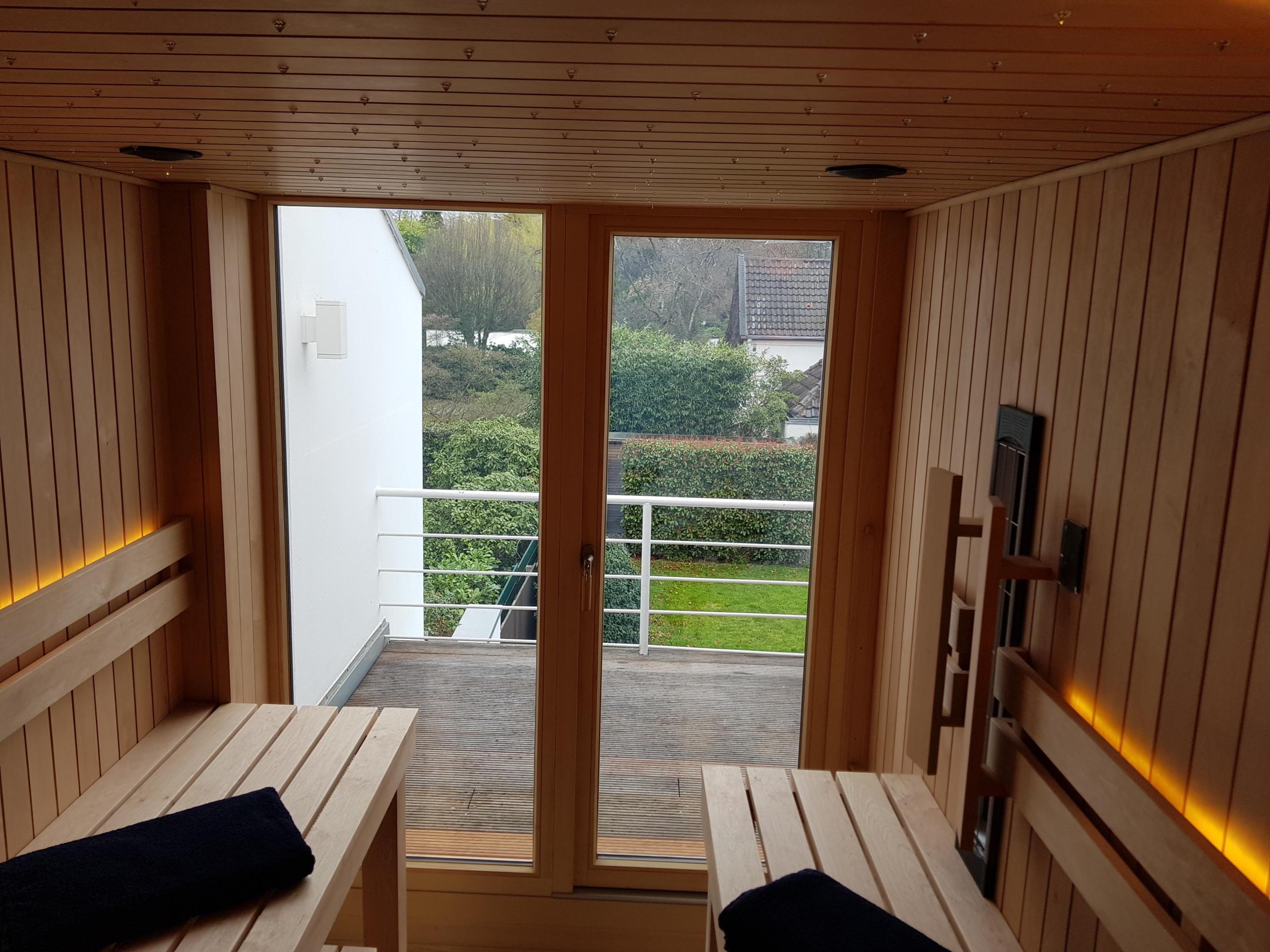 Sauna by holzintern