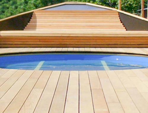 Urlaub Zuhause: Pool, Sauna & Wellness-Oase im eigenen Garten